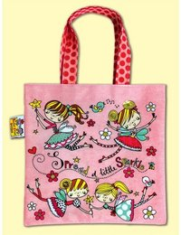 Image of Fairies Spread a Little Sparkle Tote Bag